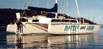 Rattle and Hum: Building a Searunner 37