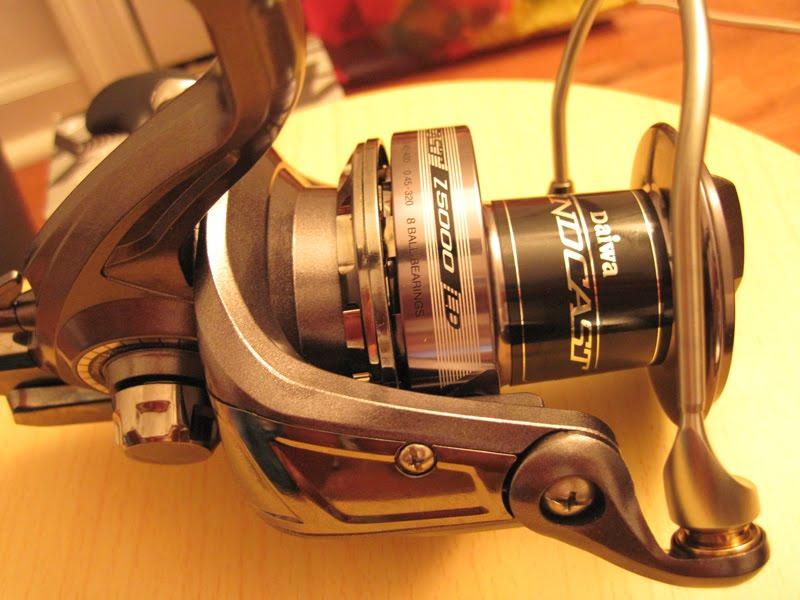 215fishspot Daiwa Windcast Z 5000ld Eu Edition Fall
