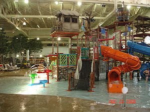 Complete Encyclopedia Indoor Water Parks Water Parks Of