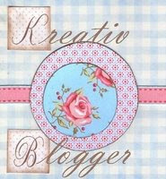 Kreativ Blogger Award: From Kim M.