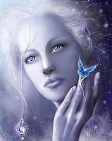 Resultado de imagen de El hada del bosque ojos azules