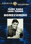 Homecoming/ Clark Gable and Lana Turner