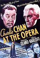 Charlie Chan At the Opera / Warner Oland and Boris Karloff