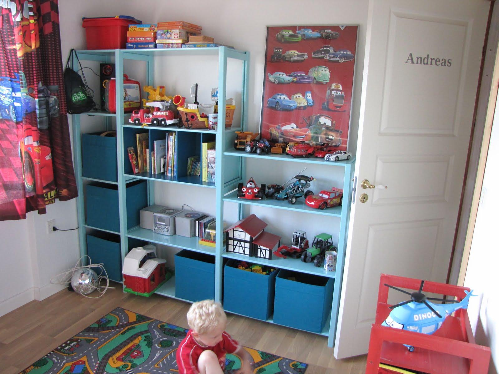 Frau Putz: Helt eget værelse