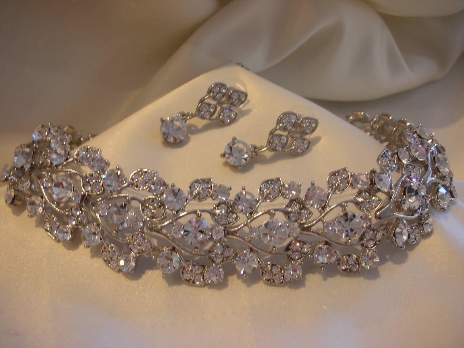 Matching Sets Of Bridal Jewelry