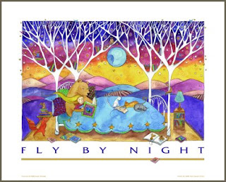 Fly By Night print