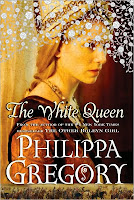 White Queen by Philippa Gregory book cover