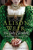 Lady Elizabeth by Alison Weir book cover