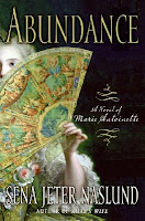 Abundance a novel of marie antoinette by Sena Jeter Naslund book cover