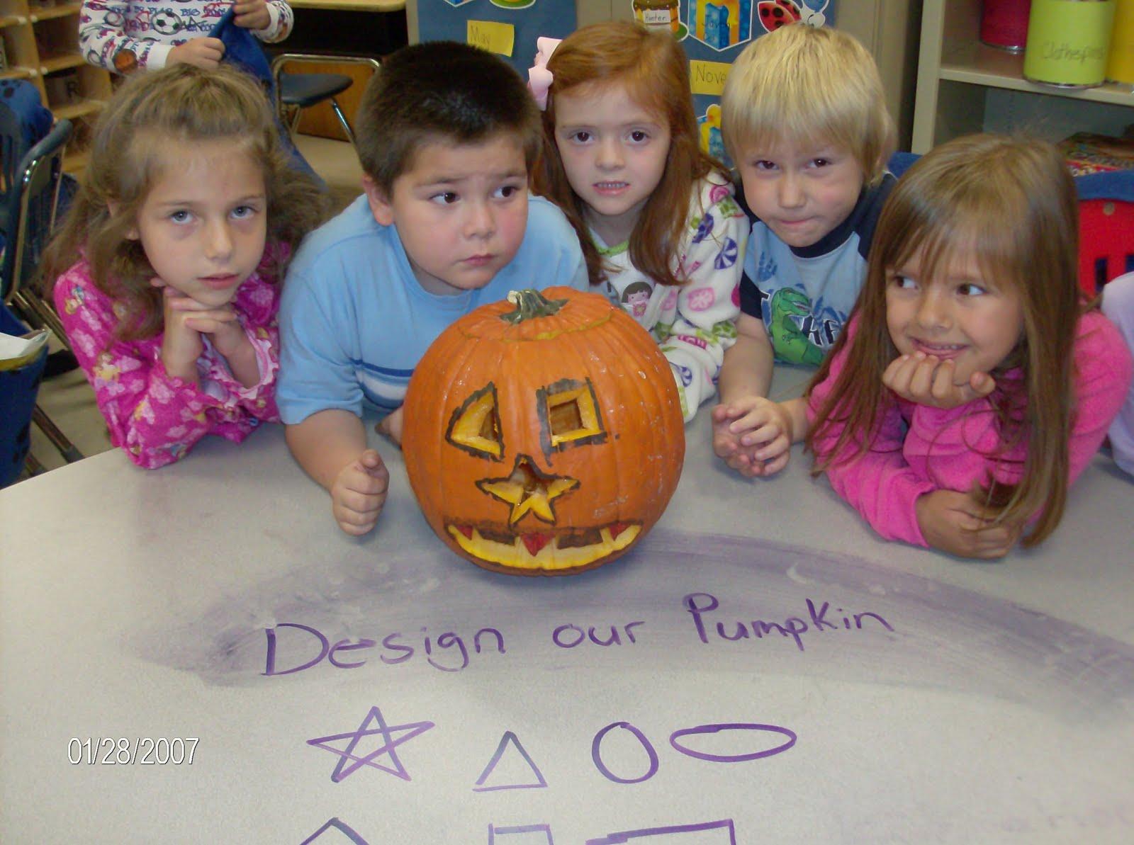 Kindergarten Blog Jack O Lantern