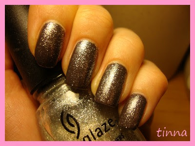 ALESSANDRO - HYPNOTIC & CHINA GLAZE - TINSEL