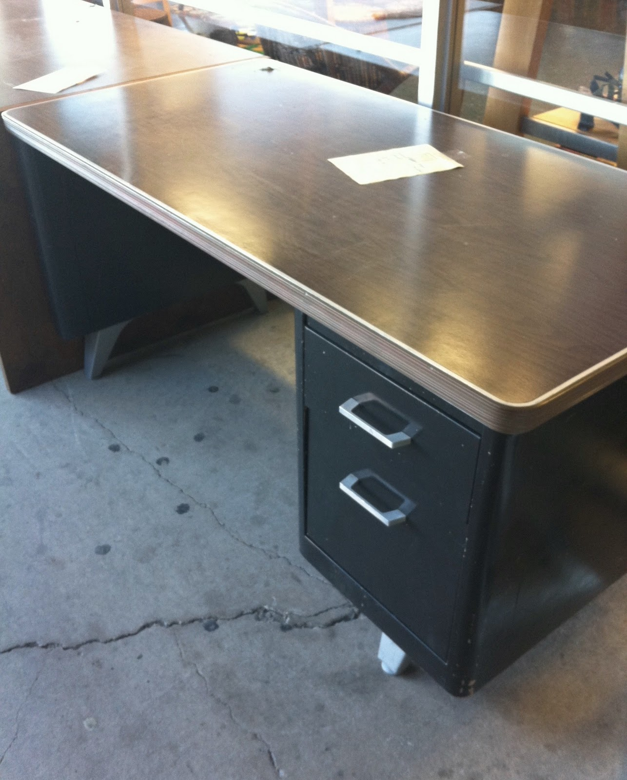 Uncategorized Vintage Steel Tanker Desk katherine paige creates vintage steel tanker it it