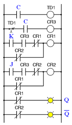 Twido Tesys Lu9gc3 additionally Basic circ1 in addition Controlar Rele Con Transistor besides 144 154 together with Understanding Plc Ladder Diagrams. on plc diagram