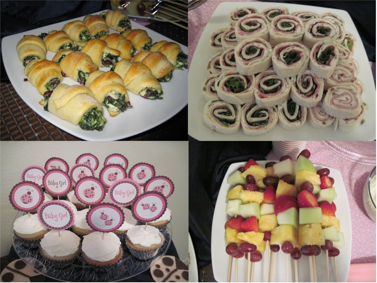 Baby Shower Food Ideas Baby Shower Foods Easy