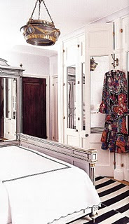 Jemma Jane Pilkingon mirrored closets