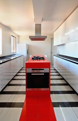 Modern Interior Kitchen Ideas Apartment