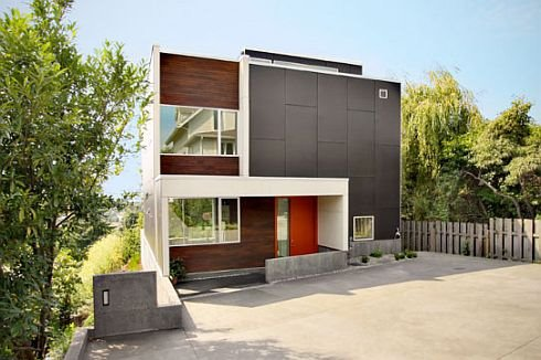 SHED Modern Backyard-house design