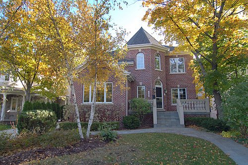 Linden Avenue — Winnetka — home design