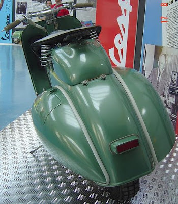 Vespa polini 130 specification |pics of expantion pips on vespas|