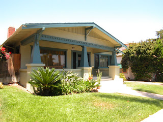 Bungalows Are 1 Or 2 Story Houses With Sloping Roofs And Eaves Unenclosed Rafters Typically Feature A Gable An Attic Vent Designed To Look