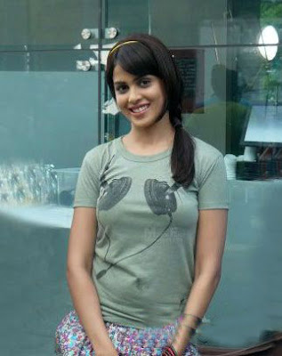 sexy for girls: Genelia Telugu movie Orange wallpapers