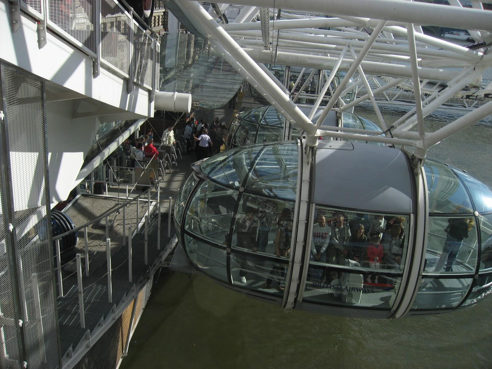 The Copenhagen Wheel >> merry-go-round: London Eye Research