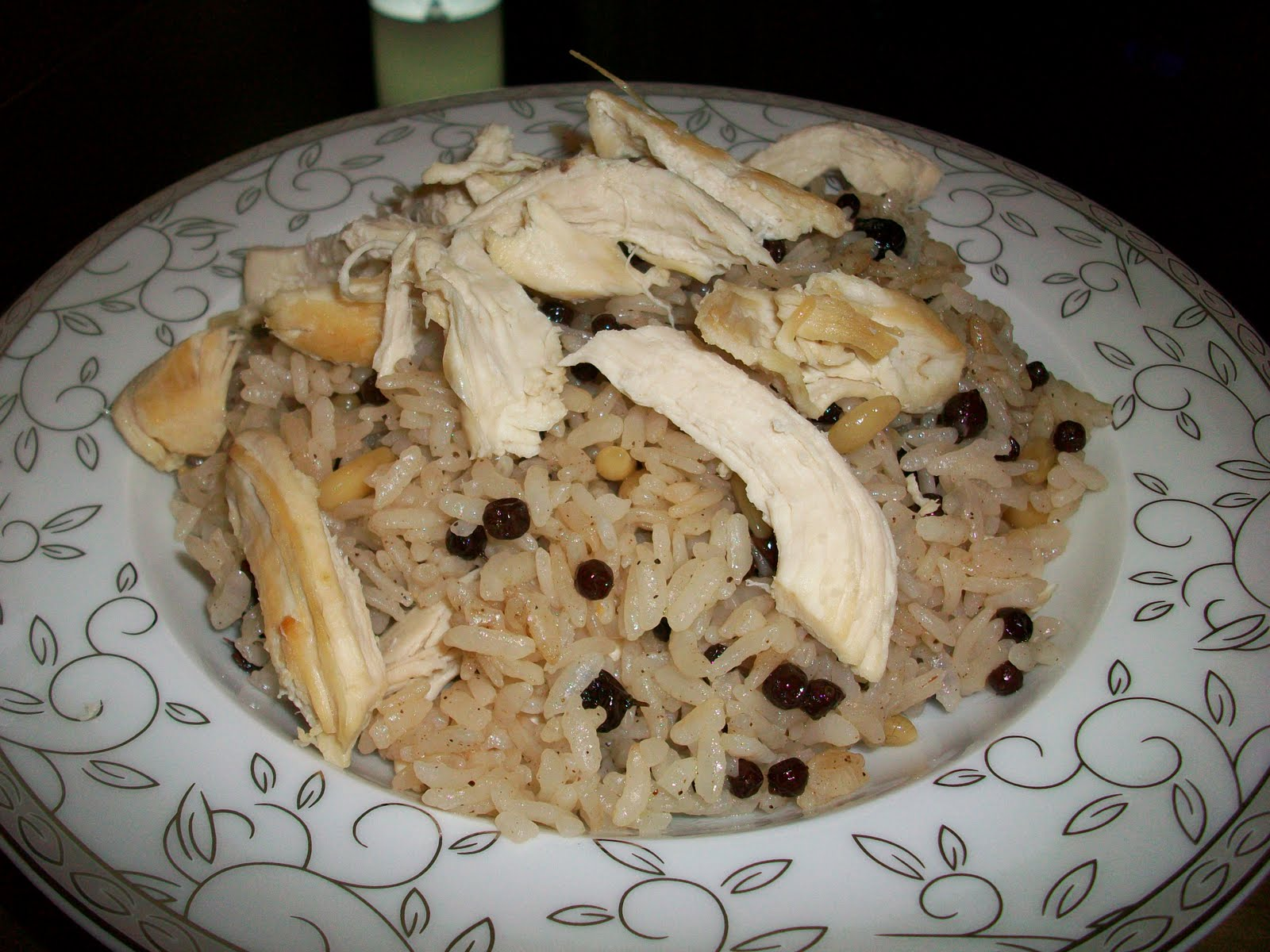 İç Pilavlı Tavuk Tarifi – Tavuklu Tarifler
