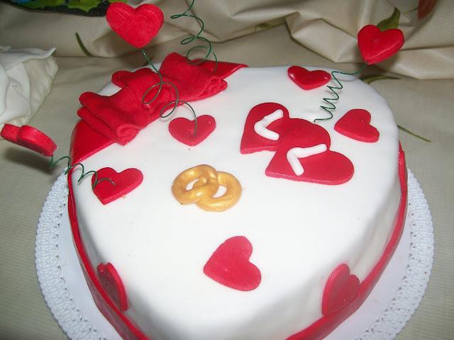 spesso DELIZIE & PASTICCI: Torte anniversario di matrimonio WK36