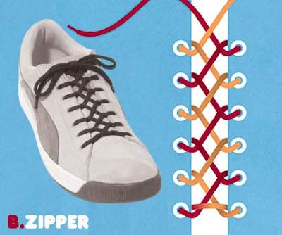 2bad98e4 Существует много способов красиво и оригинально шнуровать ботинки или  кроссовки. Не верите? Тогда читайте дальше :-)