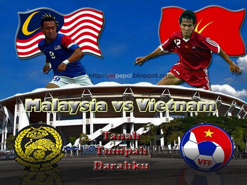 Yes Pepol Malaysia Lwn Vietnam