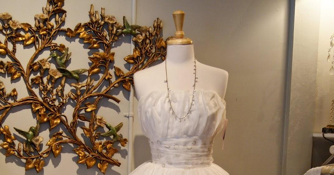 Vintage Wedding Dresses In Paris, France. Oops! I Meant