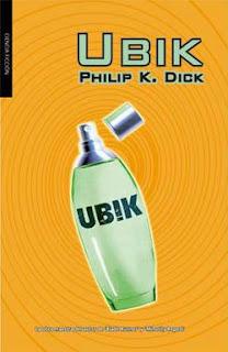 ubik_philip_k_dick_bolsillo 80 novelas recomendadas de ciencia-ficción contemporánea (por subgéneros y temas)