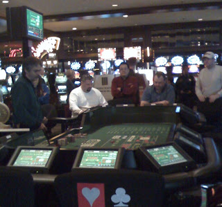 14 foot craps table