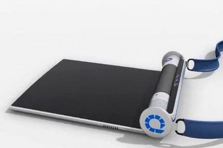 Roll It Up The Flexible Future Laptop Spicytec