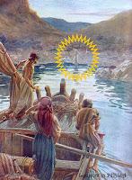 Resultado de imagen para En aquel tiempo, se apareció Jesús a los Once y les dijo: «ld al mundo entero y proclamad e