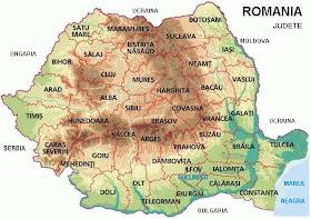 Despre Romania Harta Judeţelor Din Romania