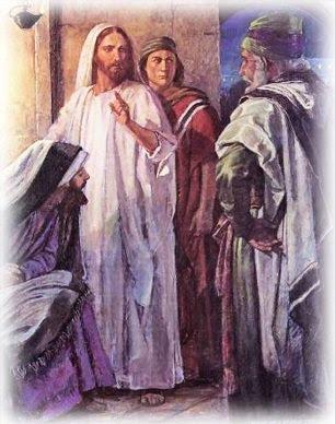 Resultado de imagen para Sucedió que un sábado fue a comer a casa de uno de los jefes de los fariseos.