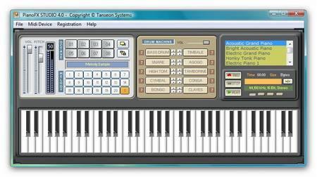 pianofx studio