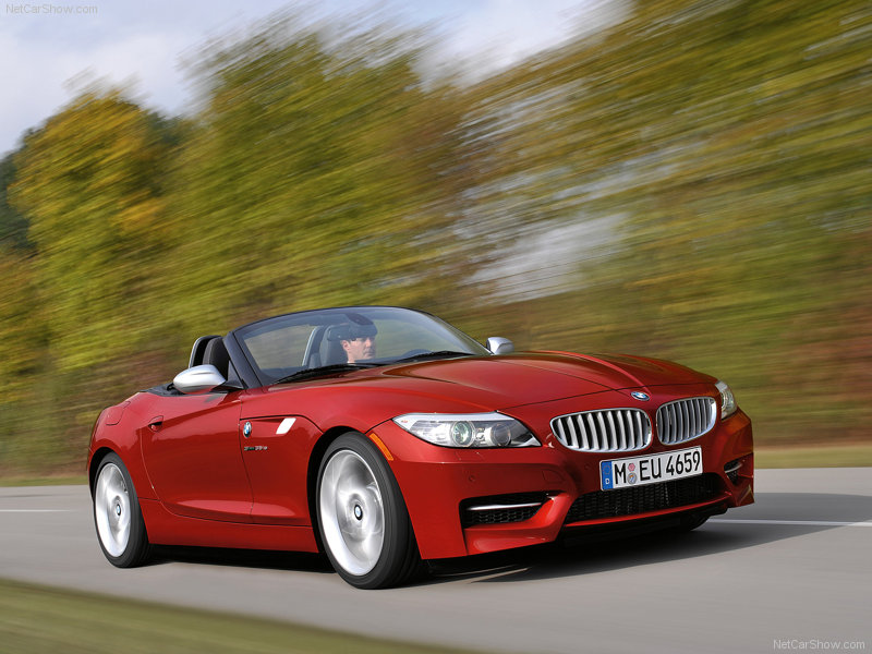 BMW Z4 (2011) cars pictures