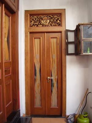 Rumah JOGLO MAS: MODEL PINTU
