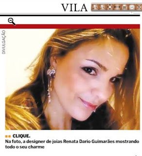 941e51add92 ... Renata Guimarães agora está no jornal