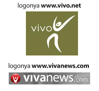 Logo Vivo dan VivaNews