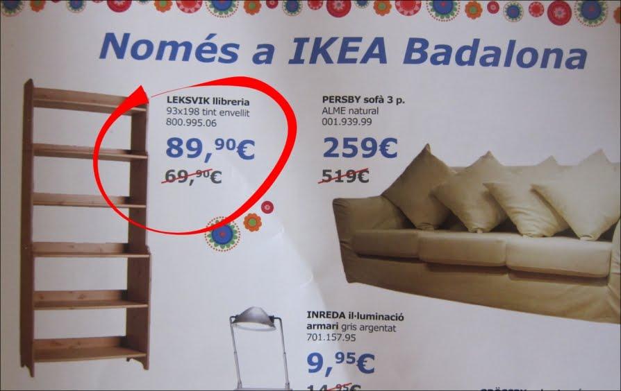 IKEA offers great discounts! c6e1e278f