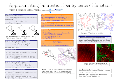 Scribus and LaTeX for Mathematical Posters