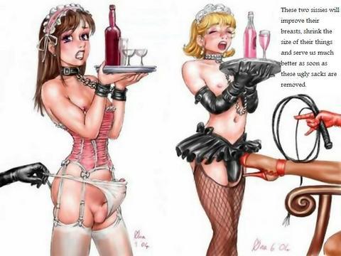 femdom humiliation caption