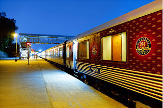 Maharajas Express Train