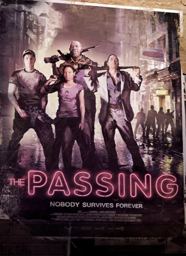Choose your games: The Passing (DLC for Left 4 Dead 2)