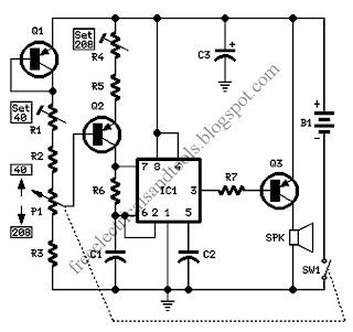 10k Ohm Potentiometer Schematic 10K Resistor Wiring