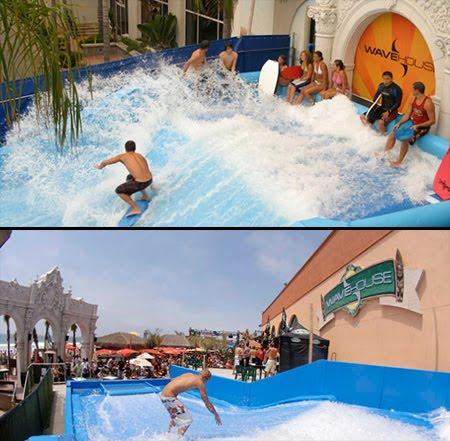 fotos de arquitectura PISCINA SURF