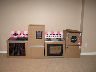 Be Inspired I Am I Wanna Cardboard Kitchen For Christmas